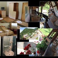 Hotel Maramorosh 3* Стандартный номер двуспальная кровать фото 3