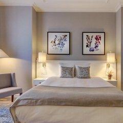 Отель Fairmont Le Montreux Palace 5* Улучшенный номер с различными типами кроватей фото 13