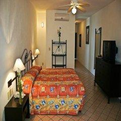 Отель Raintrees Villa Vera Puerto Vallarta 3* Студия с различными типами кроватей фото 3