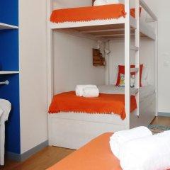 Ale-Hop Albufeira Hostel Стандартный номер с различными типами кроватей фото 2