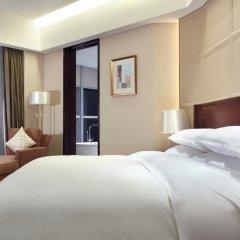 Sheraton Guangzhou Hotel 5* Номер Делюкс с различными типами кроватей фото 3