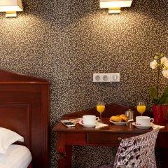 Отель Eiffel Rive Gauche 3* Номер категории Эконом с различными типами кроватей фото 2