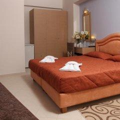 Kronos Hotel 2* Стандартный номер с различными типами кроватей фото 3