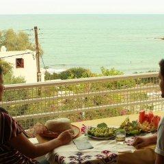 Апартаменты Iliostasi Beach Apartments балкон