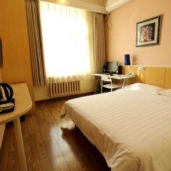 Beijing Sicily Hotel 2* Номер Бизнес с различными типами кроватей фото 3