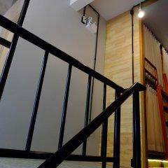 Sleep Owl Hostel Кровать в женском общем номере с двухъярусной кроватью фото 4