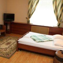 Гостиница Шансон 3* Стандартный номер двуспальная кровать фото 9