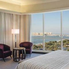 Отель Le Méridien Mina Seyahi Beach Resort & Marina 5* Номер Делюкс с различными типами кроватей фото 7