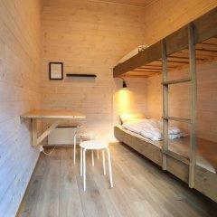 Отель Odda Camping сауна