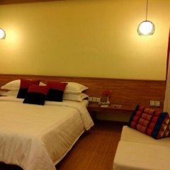Отель Inle Inn 2* Номер Делюкс с различными типами кроватей фото 2