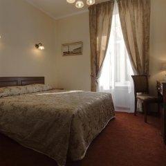 Мини-отель Соната на Невском 5 Номер Комфорт разные типы кроватей фото 16