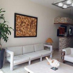 Отель Condominio Mayan Island Playa Diamante интерьер отеля
