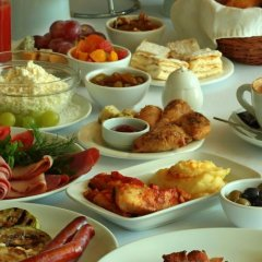 Ramada Donetsk Hotel питание