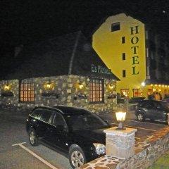 Отель Es Pletieus парковка