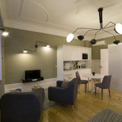 Апартаменты Your Opo Vintage Apartments интерьер отеля