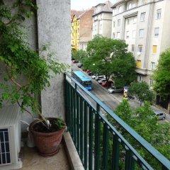 Отель Classycore Будапешт балкон
