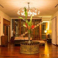 Отель Villa Salika интерьер отеля