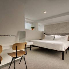 Hotel Hive Стандартный номер с различными типами кроватей фото 12