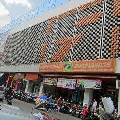 Отель Dream Town Pratunam Бангкок спортивное сооружение