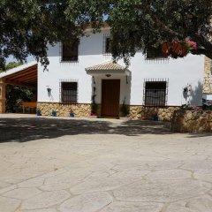 Отель Casa Rural Cabeza Alta Алькаудете парковка