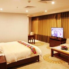 Fuyong Yulong Hotel 4* Номер Делюкс с различными типами кроватей фото 3