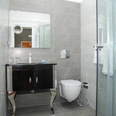 Отель TiranaTOP Suites Албания, Тирана - отзывы, цены и фото номеров - забронировать отель TiranaTOP Suites онлайн ванная фото 2