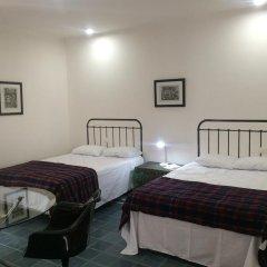 Отель Casa Bruselas 2* Номер Делюкс с различными типами кроватей