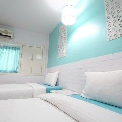 Preme Hostel Стандартный номер с 2 отдельными кроватями фото 3