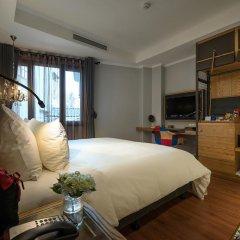 Hanoi La Siesta Hotel Trendy 4* Номер Делюкс с различными типами кроватей фото 13