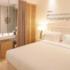 Hotel da Musica 4* Стандартный номер разные типы кроватей