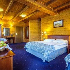 Отель Czarny Potok Крыница-Здруй комната для гостей фото 4