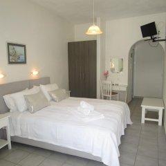 Hotel Milos 3* Студия с различными типами кроватей фото 3