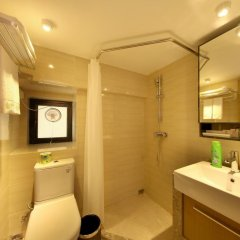 Апартаменты Guangzhou Chimelong Heefun International Service Apartment Люкс фото 20