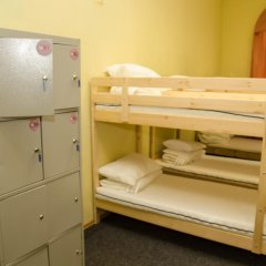 Ярослав Хостел Кровати в общем номере с двухъярусными кроватями фото 18