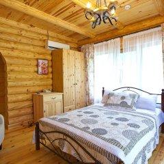 Гостиница Сафари 3* Стандартный номер двуспальная кровать фото 2