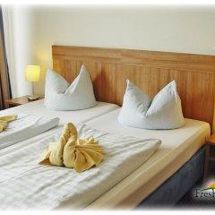 Отель Fresh INN Германия, Унтерхахинг - отзывы, цены и фото номеров - забронировать отель Fresh INN онлайн комната для гостей фото 2