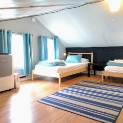 The Wayfaring Buckeye Hostel Кровать в общем номере с двухъярусной кроватью фото 8