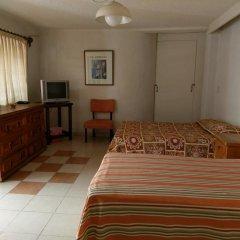 Отель Anys Hostal Мехико комната для гостей фото 2
