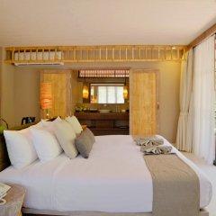 Отель Twin Lotus Koh Lanta 4* Вилла с различными типами кроватей фото 6