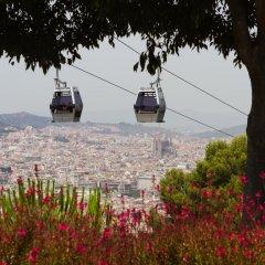 Отель Habitat Apartments ADN Испания, Барселона - отзывы, цены и фото номеров - забронировать отель Habitat Apartments ADN онлайн приотельная территория