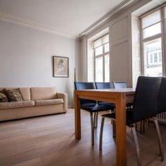 Отель Skindergade Apartment II Дания, Копенгаген - отзывы, цены и фото номеров - забронировать отель Skindergade Apartment II онлайн комната для гостей фото 5
