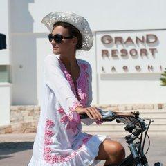 Отель Grand Resort Lagonissi спортивное сооружение