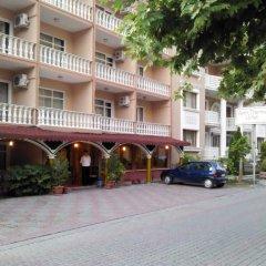 Azim Thermal Hotel парковка