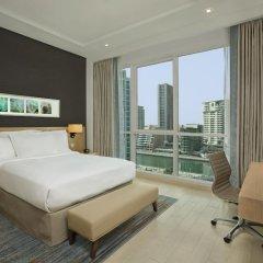 Отель DoubleTree by Hilton Dubai Jumeirah Beach 4* Люкс с двуспальной кроватью фото 4