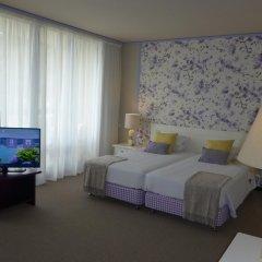 Отель Pestana Bahia Praia 4* Стандартный номер разные типы кроватей фото 2