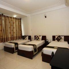 N.Y Kim Phuong Hotel 2* Улучшенный номер с различными типами кроватей фото 6