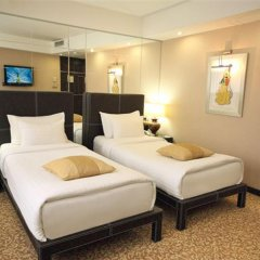 Cartoon Hotel 4* Стандартный номер с различными типами кроватей фото 3