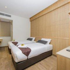 Hotel 81 Premier Star 2* Стандартный номер с 2 отдельными кроватями фото 3