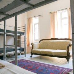 Levanten Hostel Кровать в общем номере двухъярусные кровати фото 7