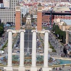 Отель Apartamento Gran Via Fira Montjuic Испания, Барселона - отзывы, цены и фото номеров - забронировать отель Apartamento Gran Via Fira Montjuic онлайн бассейн
